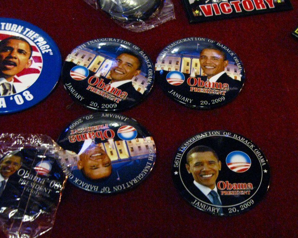 The obama pin