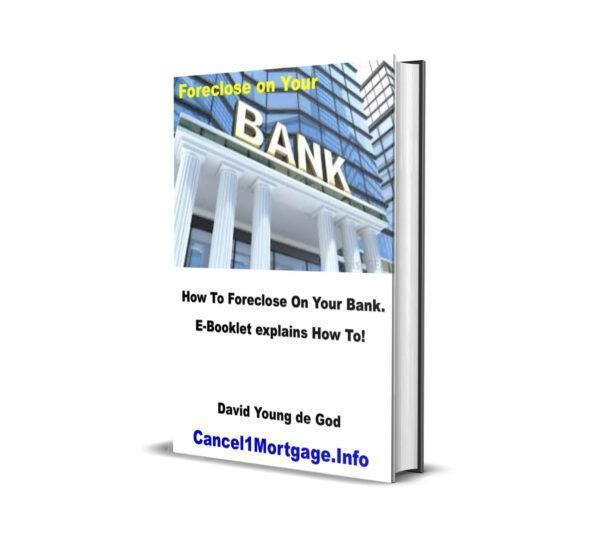 How to foreclose on your bank e booklet1
