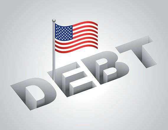 Is the national debt owed to ourselves
