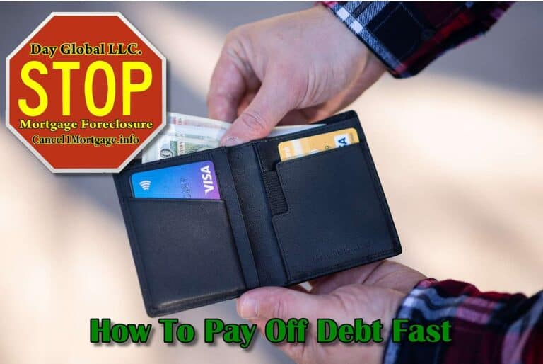 Hot to pay off debt fast with the cap security